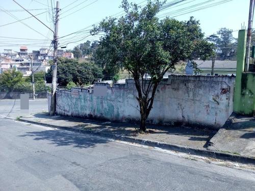 esquina ideal para sucateiras ou construção de galpão - cód. te0516 - te0516