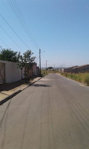 esquina murada 416,40m² (asfalto) jardim buriti sereno