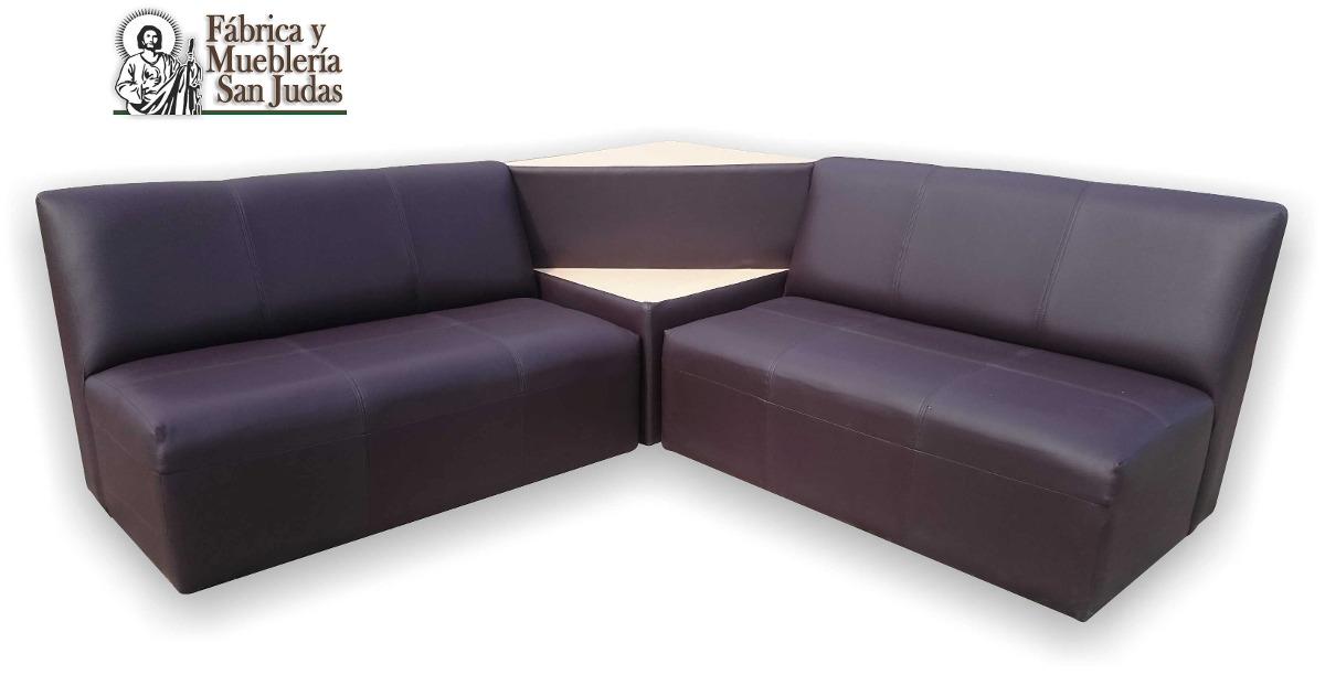 Sala Esquinera Mod Corner Para Casas Chicas Sofa