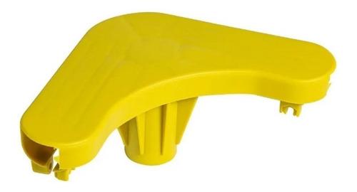 esquinero 1 pata plasticos p/ pileta lona el jabali