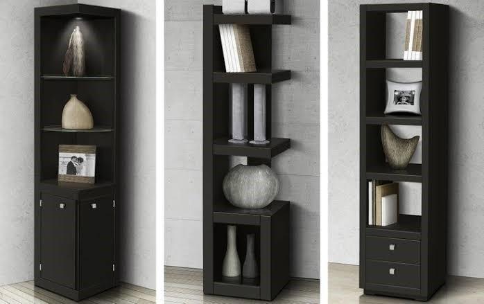 Esquinero minimalista de madera 11 en mercado for Muebles esquineros de madera