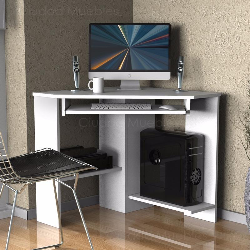Como Hacer Un Mueble Esquinero Para Pc Mesa Rinconera Para