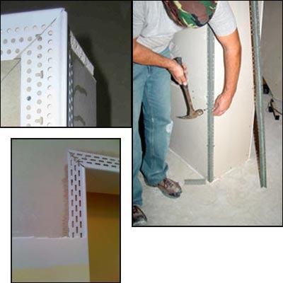 Esquinero plastico trim tex en mercado libre - Esquineros para paredes ...