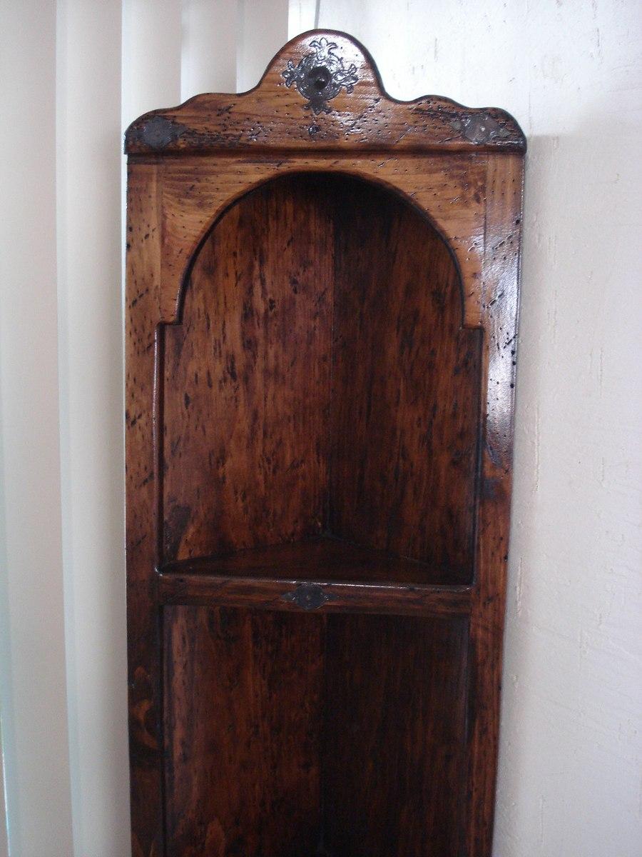 Esquinero r stico madera de pino excelente calidad 1 en mercado libre - Muebles de pino rusticos ...