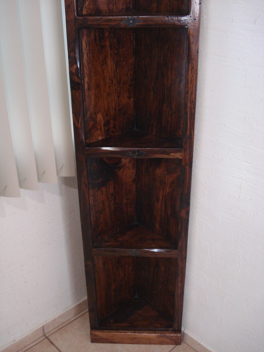 esquinero r stico madera de pino excelente calidad
