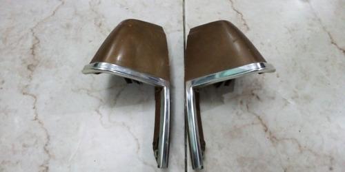 esquinero traseros malibú pequeño 80/84 usado sin detalles