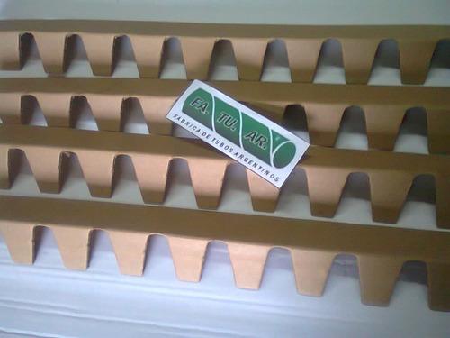 esquineros de carton troquelados