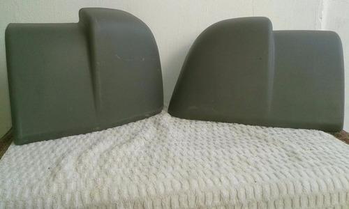 esquineros o extenciones de parachoque trasero mercedes benz