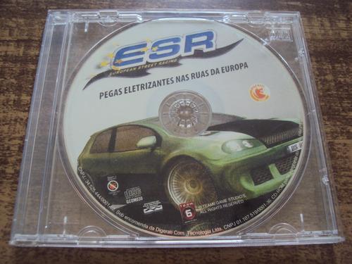 esr - europe street racing - jogo para pc