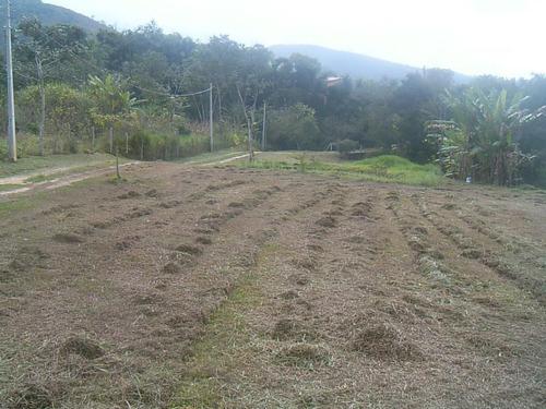 esse lote de terra foi preparado pra vc fazer sua chácara!la