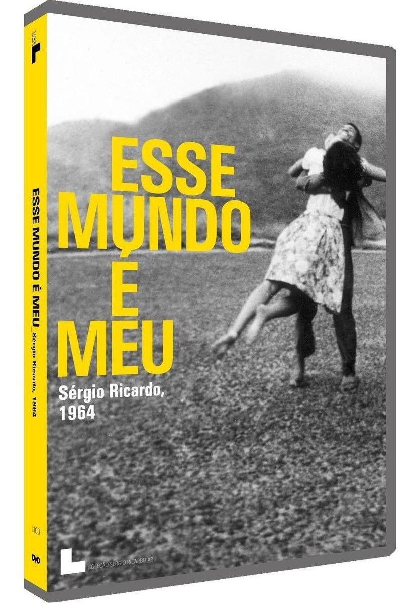 Esse Mundo É Meu - Dvd - Antonio Pitanga - Sérgio Ricardo - R$ 60,00 em  Mercado Livre