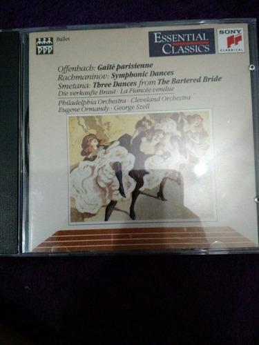 essential classics - ballet