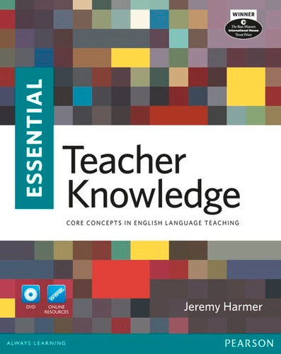 essential teacher knowledge - pearson - jeremy harmer