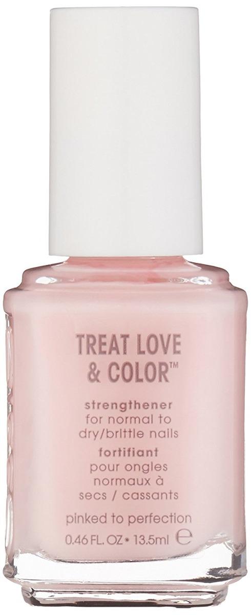 Increíble Fortalecedor De Uñas De Color Rosa Bosquejo - Ideas de ...