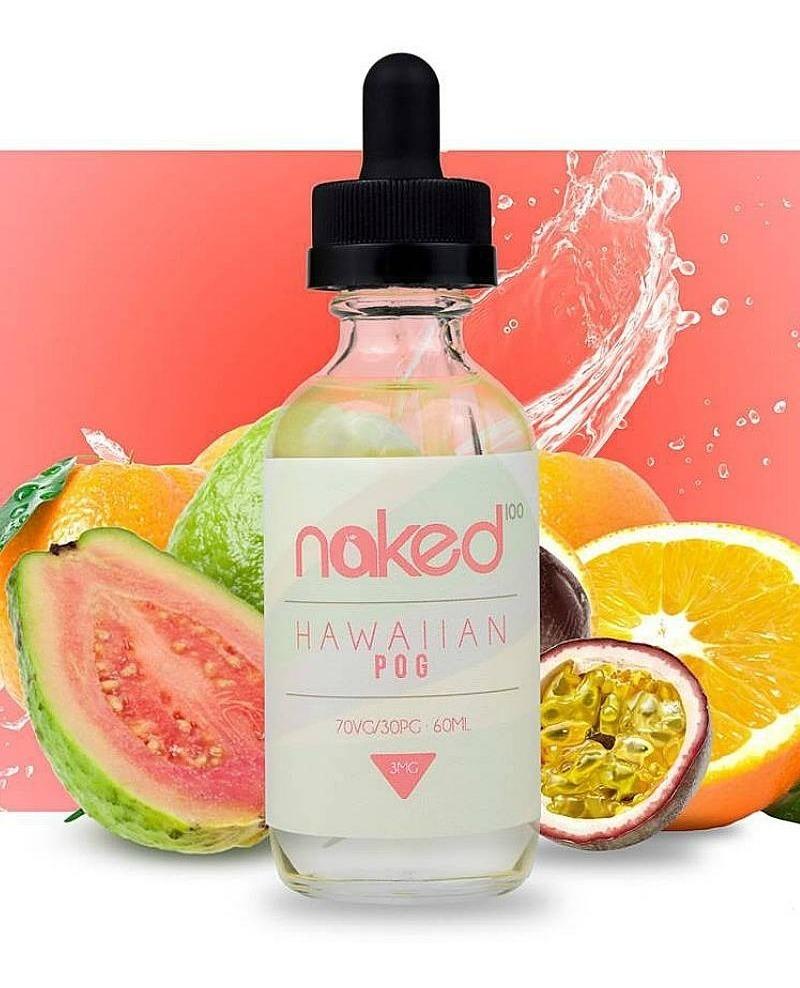 Juice - Naked 100 - Hawaiian Pog - 60ml