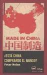 ¿est¿ china comprando el mundo?(libro espa¿ola y mundial)