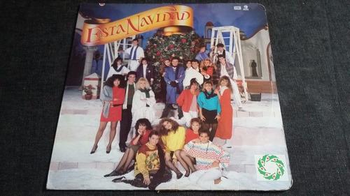 esta navidad lp vinilo navidad varios artistas de balada pop
