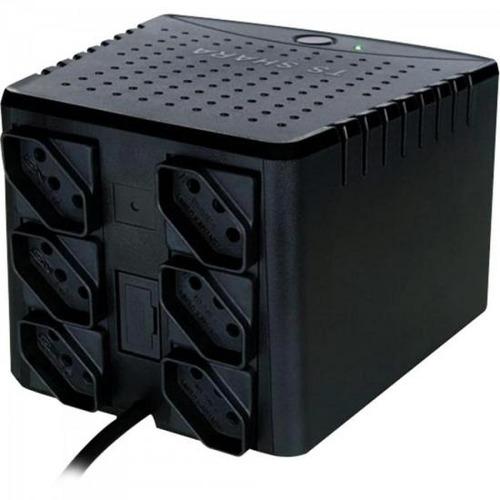 estabilizador 1000va powerest abs mono 115v preto ts shara