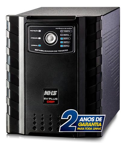 estabilizador 3100va 3100 watts nhs bivolt