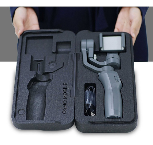 estabilizador celular dji osmo mobile 2 refurbished +microsd