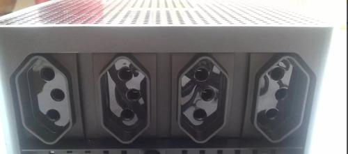 estabilizador cubic apc 300w 4 tomadas 115/115v.