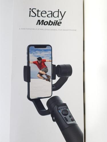 estabilizador de 3 eixos para celulares isteady mobile