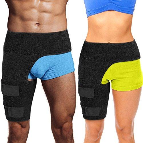 estabilizador de cadera y soporte de ingle importado