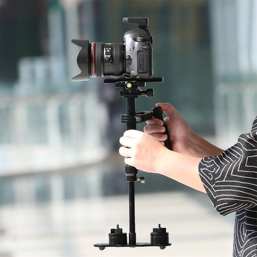 estabilizador de mano para video s40 steadycam envio gratis