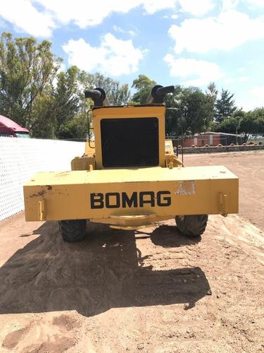 estabilizador de suelos bomag mph-100, tambor de corte 8'
