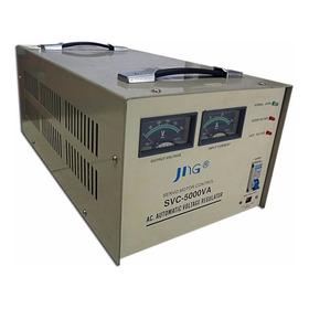 Estabilizador De Tensão (automático) Jng Svc-50 5kva