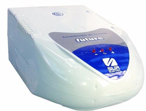 estabilizador de tensión future 1000 watts 6 entradas