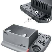 estabilizador de tensión trv concept 1000 va 220v 5 salidas