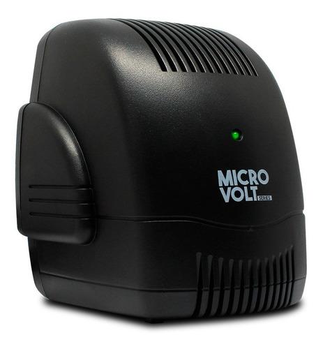 estabilizador de tensión trv microvolt 1200w 4 tomas 220v