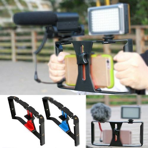 estabilizador de video smartphone video rig u rig