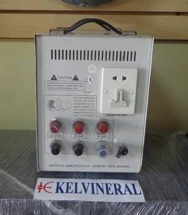 estabilizador de voltaje atvr-5000 5 kw