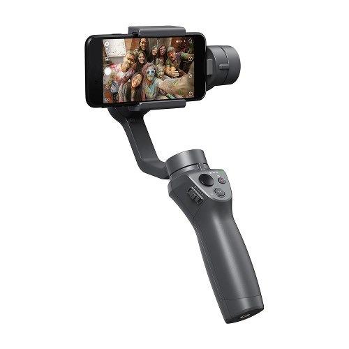 estabilizador dji osmo mobile 2  (selfie) con base de soport