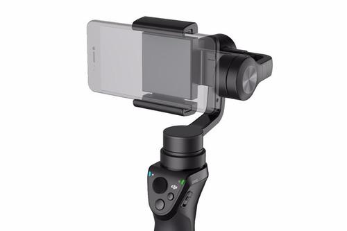 estabilizador dji osmo mobile para celular - imagem 3 eixos