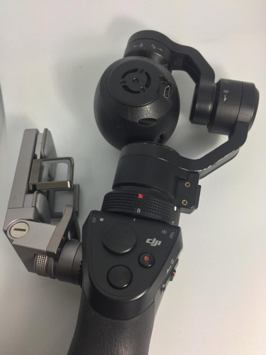 estabilizador dji osmo x3 completo com 1bat e carregador