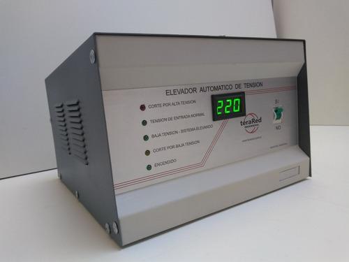 estabilizador elevador automatico tension 10 kva siempre 220