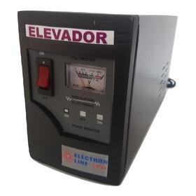 Estabilizador Elevador E70v A S120 Capacidad 2000warios Real