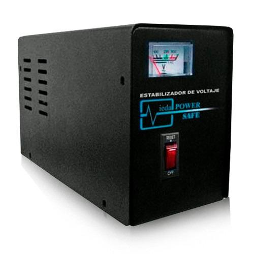 estabilizador elise ieda poder lcr-30 solido 3.0kva 6tomas