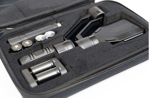estabilizador gimbal 3 eixos para smartphone e gopro skylab