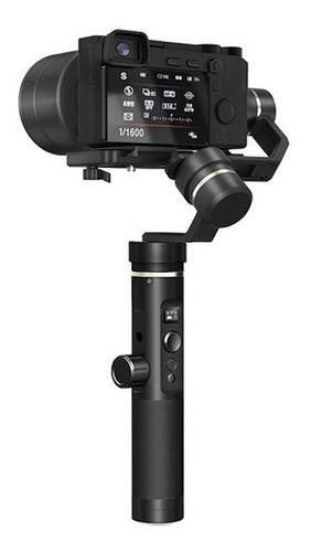 estabilizador gimbal feiyu g6 plus cameras / smartphone / gopro garantia sem juros