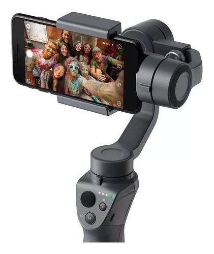 estabilizador p/ celulares dji osmo mobile 2 (nf + garantia)