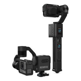 Estabilizador Para Câmeras Gopro Gimbal Removu S1 3 Eixos