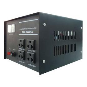 Estabilizador Regulador De Voltaje 110v 220v 1000w  1kva