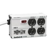 estabilizador tripp lite isobar4/220 nema 5-15p, 220-250 v