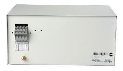 estabilizador trv powermax 5 kva bornera alta potencia
