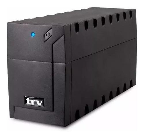 estabilizador trv ups neo 650 va 4 tomas batería interna !!