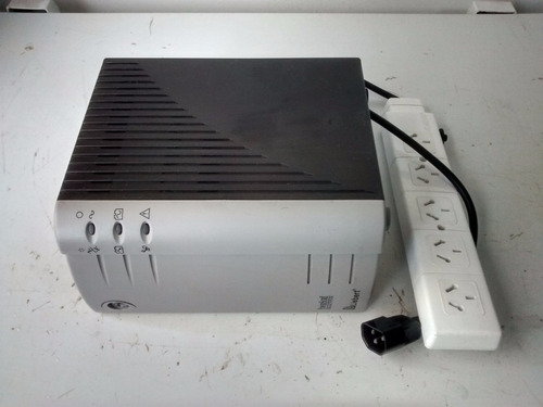 estabilizador ups 500va 300w backup notebook emerson liebert